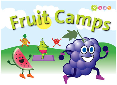 Fruit Camps: Running or Cross-Training @ Brockton Oval (Stanley Park) | Vancouver | British Columbia | Canada