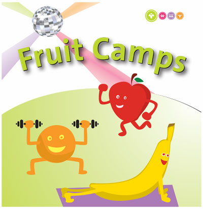 Fruit Camps: Running or Cross-Training @ Roundhouse Community Centre | Vancouver | British Columbia | Canada