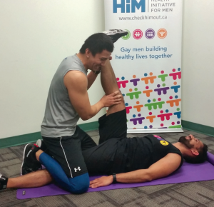 Get Fit with HIM in Surrey