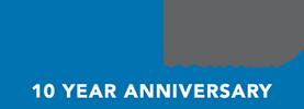 HIM Logo 10Years Anniversary